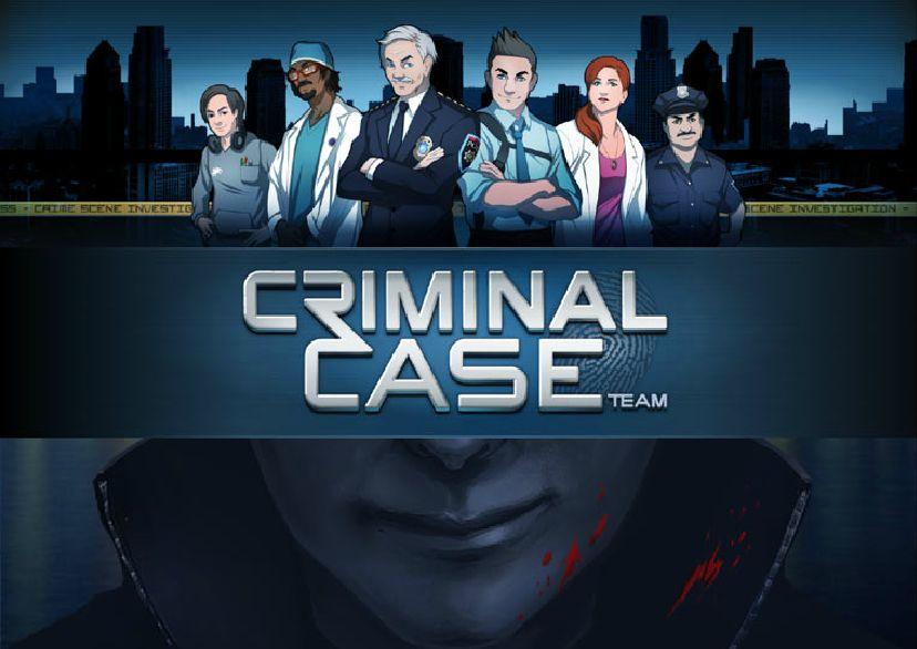 Criminal Case Facebook