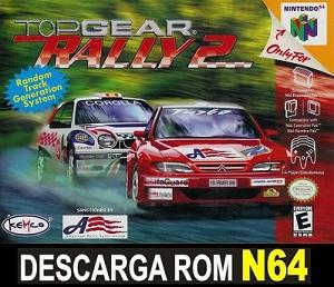 Top Gear Rally 2 ROMs Nintendo64