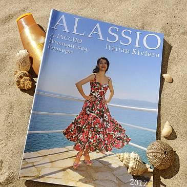 Alassio Italian Riviera - magazine