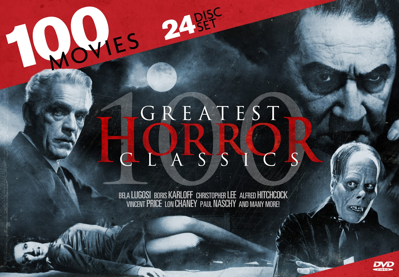 "celebrate halloween with ""100 greatest horror classics"" - featuring"