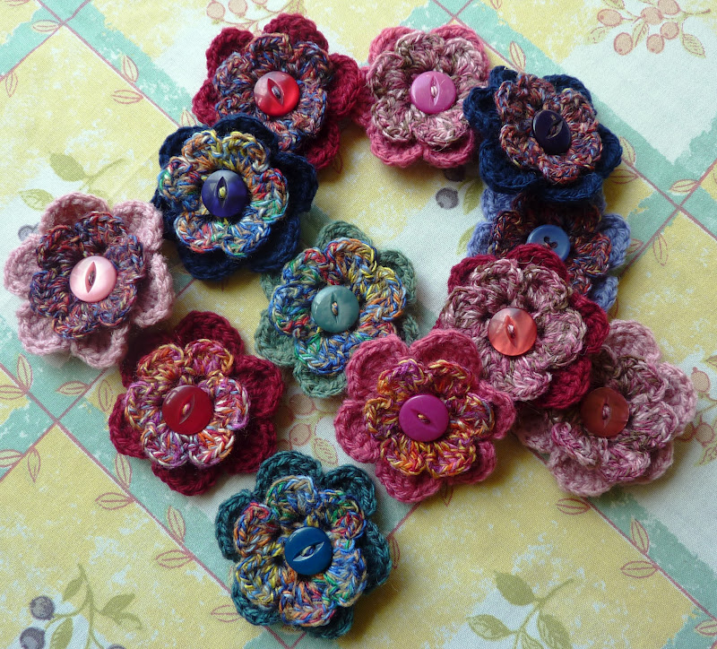 Unique Simple Knitted Flower Pattern Ensign Knitting Pattern Ideas