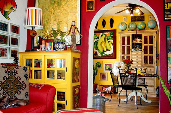 Mexican paint colors for home joy studio design gallery for Mexican interior designs