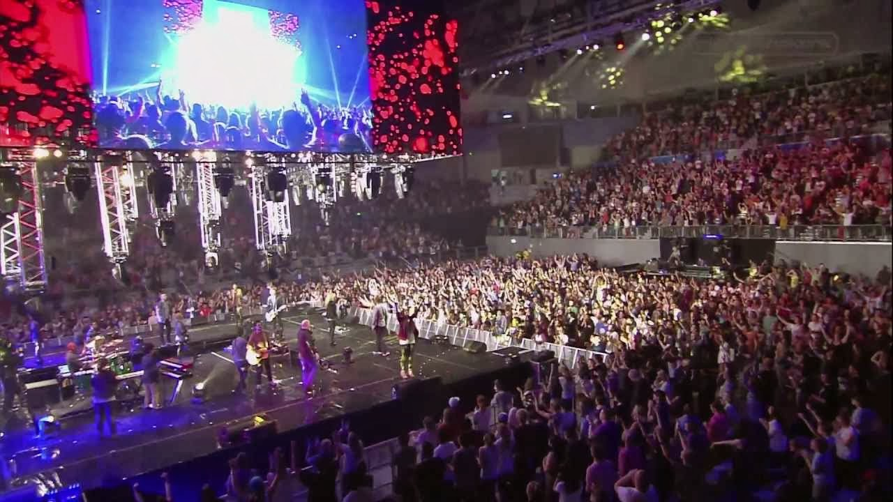 Planetshakers Band - Endless Praise Live 2014 performing live on stage