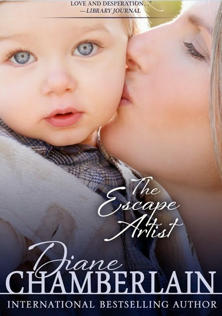 http://www.amazon.com/Escape-Artist-Diane-Chamberlain-ebook/dp/B0047GMER0/ref=sr_1_1?s=digital-text&ie=UTF8&qid=1403635442&sr=1-1&keywords=the+escape+artist+diane+chamberlain