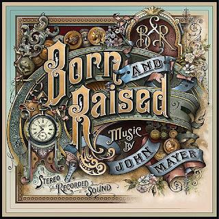 "John Mayer Album: ""Born And Raised"" (2012)"