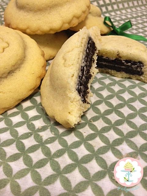 Galletas de galletas Oreo