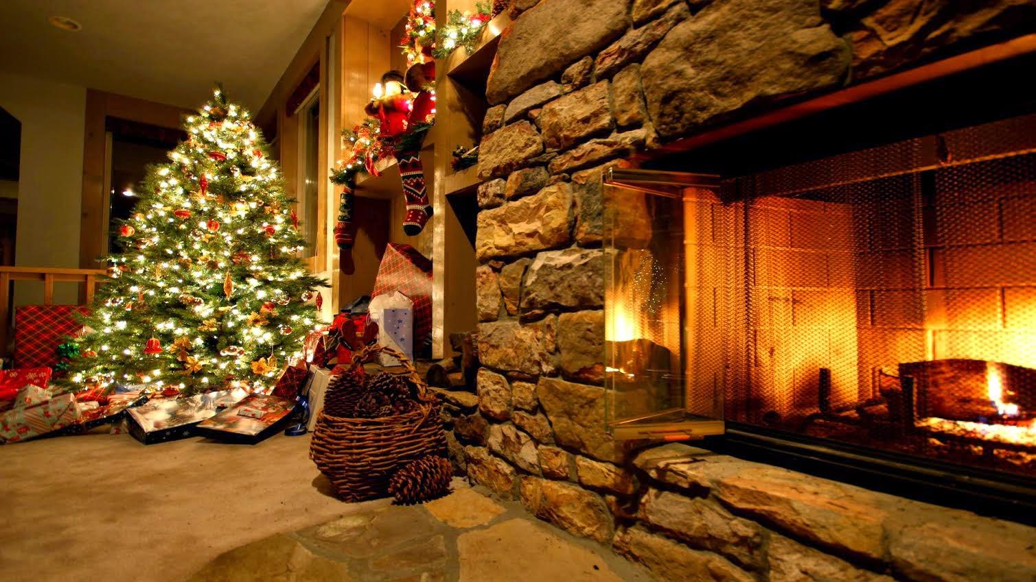 Рождество обои на рабочий стол бесплатно
