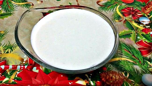 Salsa de coco