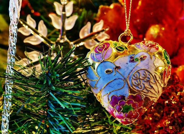 christmas ball trees