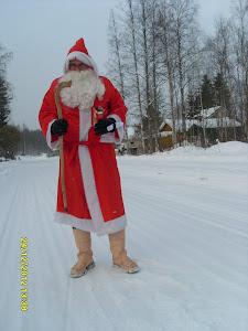 Lempäälän joulupukki luokse lasten kilttien - Ole valpas ja toimi ajoissa