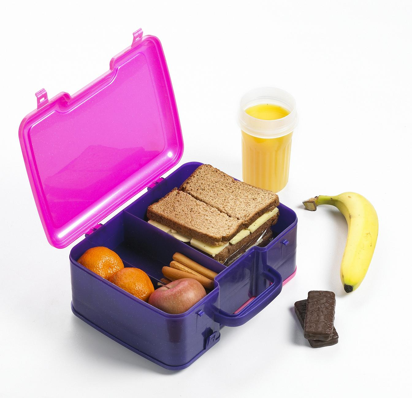 How to pack a healthy kids lunch box