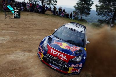 Techo DS3 WRC italia