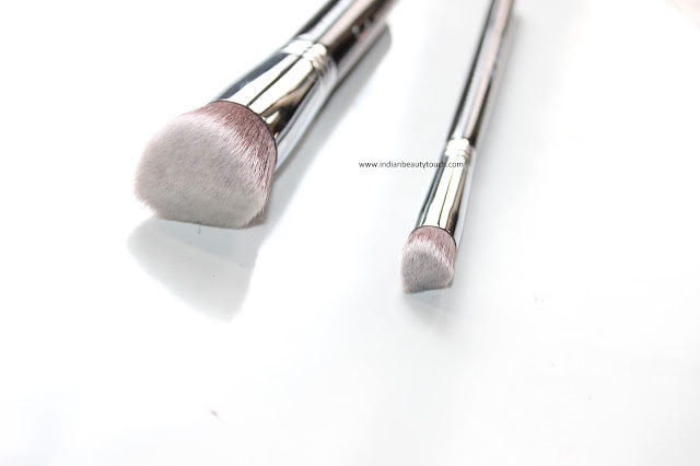 Sigma Beauty, Sigma Brushes, Makeup Brushes, Makeup tools, Sigma 3DHD KABUKI & PRECISION Brushes Review, Makeup, Makeup brushes India, Use of Sigma 3DHD KABUKI & PRECISION Brushes