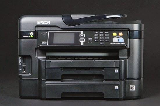 Epson WorkForce WF-3640
