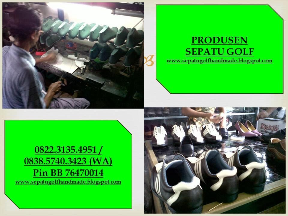 Sepatu Golf Handmade
