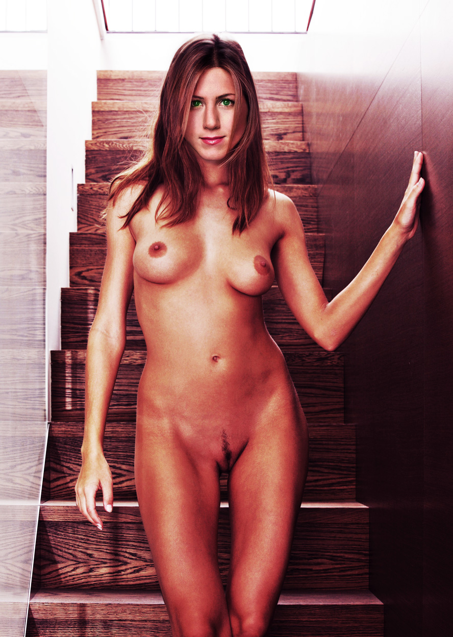 Jennifer Aniston Nude Showing Her Pussy Fucked
