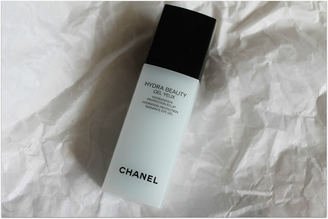 Chanel Hydra Beauty Radiance Eye Gel