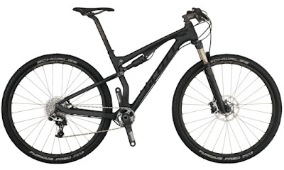 2013 SCOTT Spark 900 SL 29er Bike