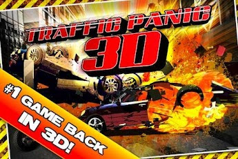 Free Download Game Traffic Panic 3D v1.2 For Android Apk