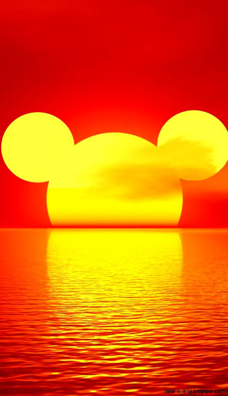 Mickey Mouse Wallpaper For Iphone Wallpapers Quality