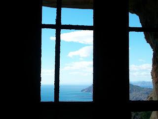 Las cenizas, la ventana