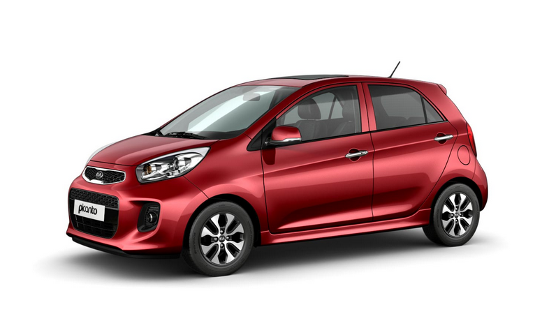 Kia Picanto Ii Restylée 2017 Couleurs Colors
