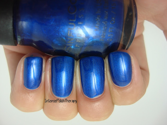 Sinful Colors - Midnight Blue