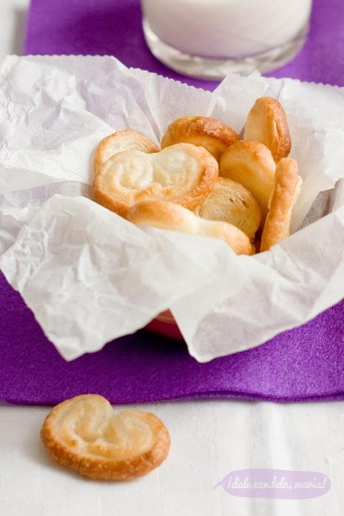 receta de palmeritas