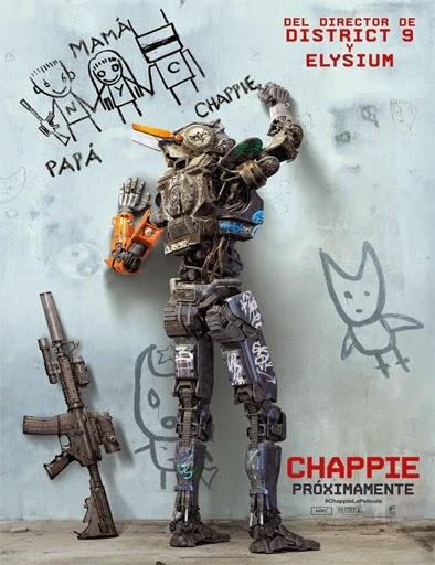 Ver Chappie (2015) Online