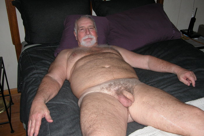 hairy oldermen - silver papi