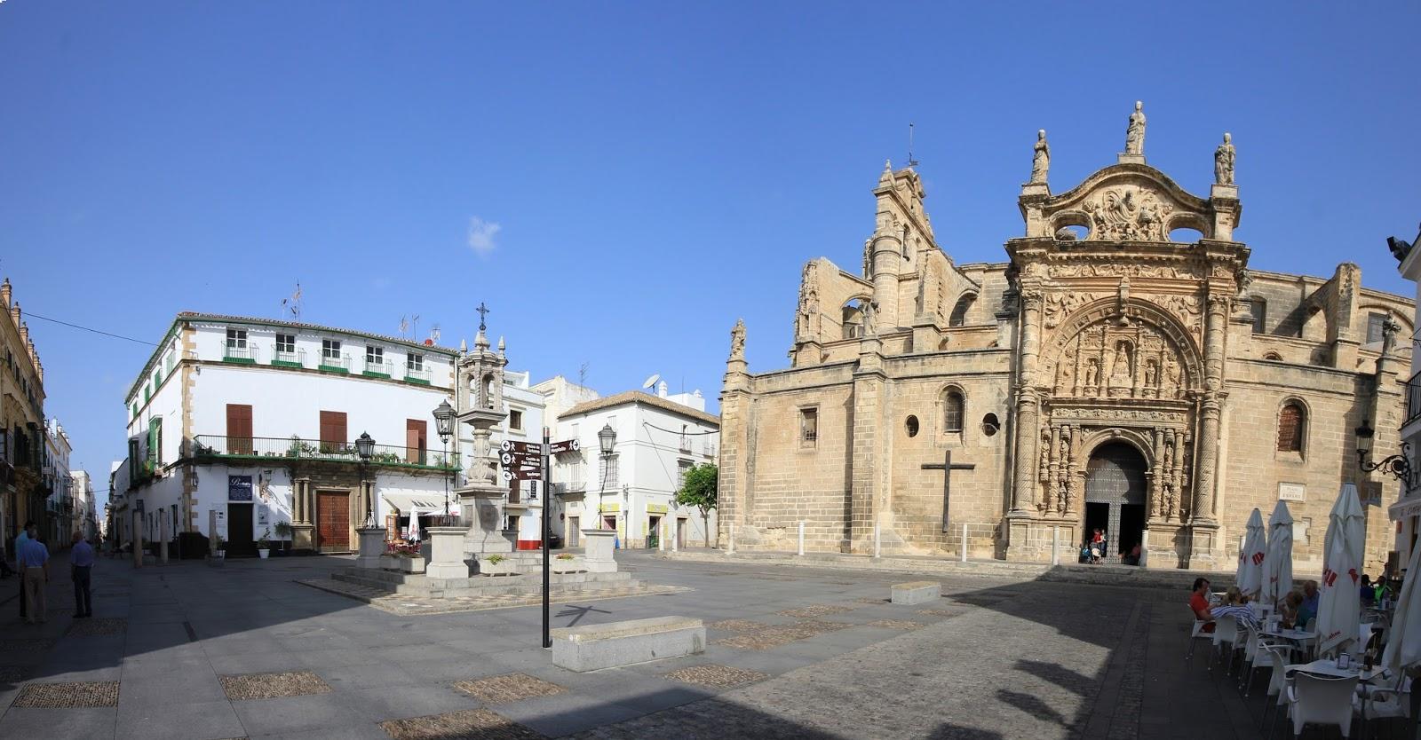 Where 39 s trevor iglesia mayor prioral el puerto de santa maria spain - El puerto santa maria ...
