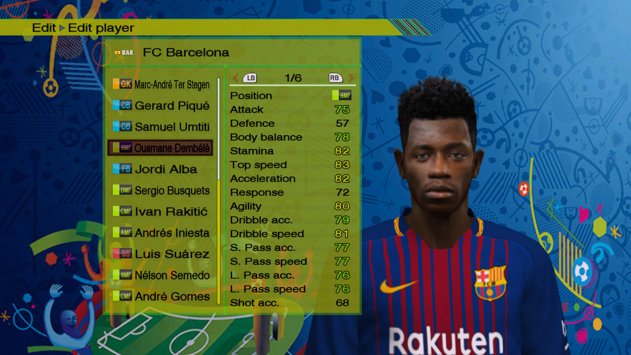 Specifications Of PES 2009 PC Game