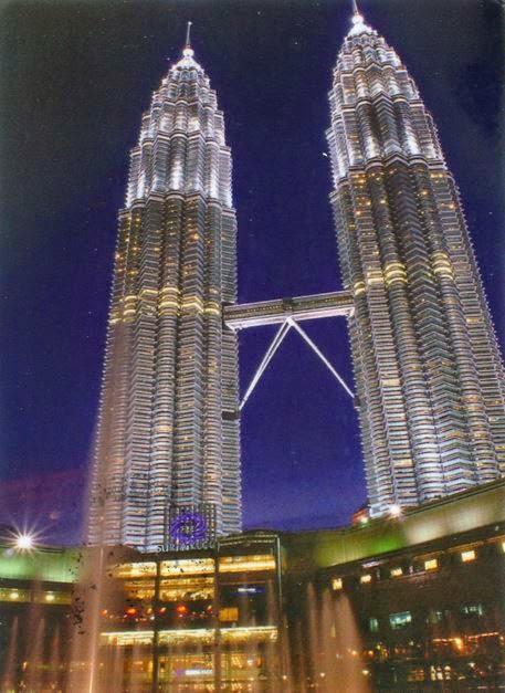 Petronas Tower 1 & 2