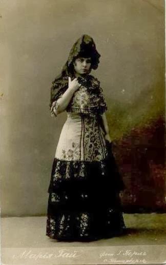 SPANISH MEZZO-SOPRANO MARIA GAY (1879 - 1943) CD