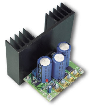50w audio amplifier using ic tda1562 circuit project50w audio amplifier using ic tda1562 diy project