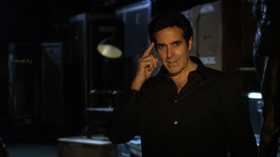David Copperfield on Brain Games