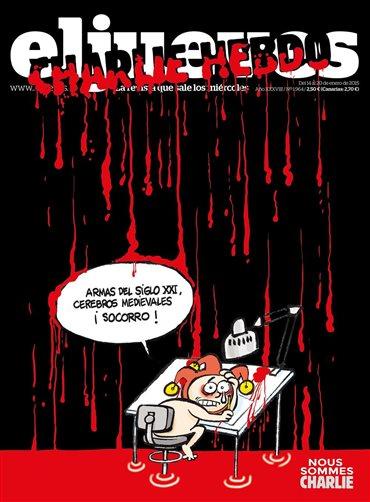El Jueves, Charlie Hebdo