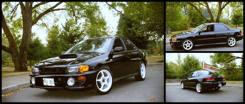 CARTICULAR: Craigslist Find: '00 Subaru 2.5 RS, WRX Swap