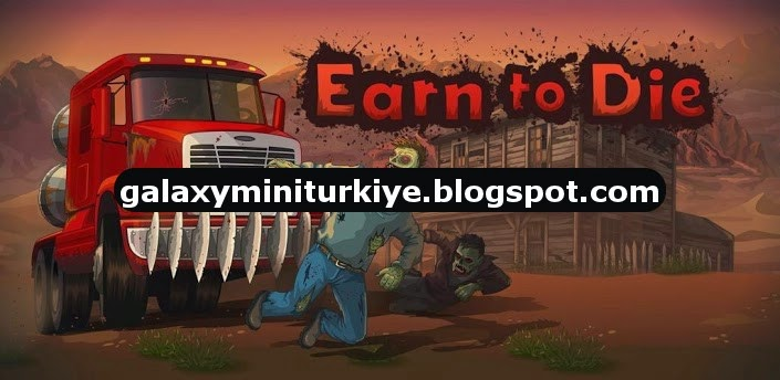 Earn to Die 1.0.7 FULL MOD APK - PARA HİLELİ