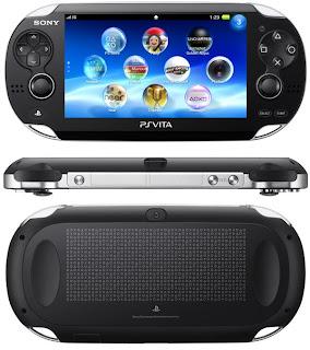 Harga PlayStation Vita di Indonesia
