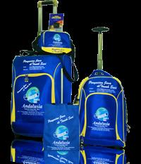Beg-beg dan buku panduan diatas diberi percuma untuk bakal tetamu