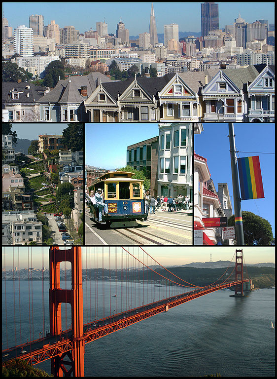 Travel Guide To San Francisco California Attractions