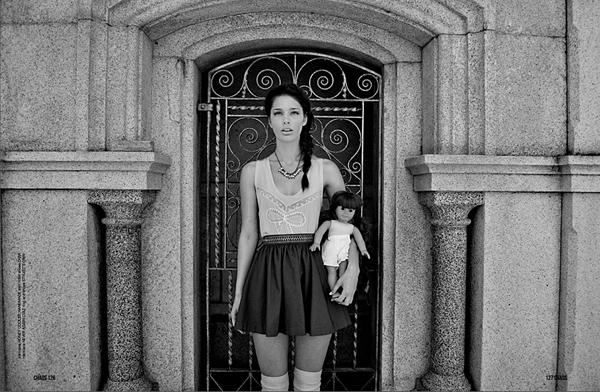 Cast Images - Aspen Maye - Chaos Magazine - Reese Herrick