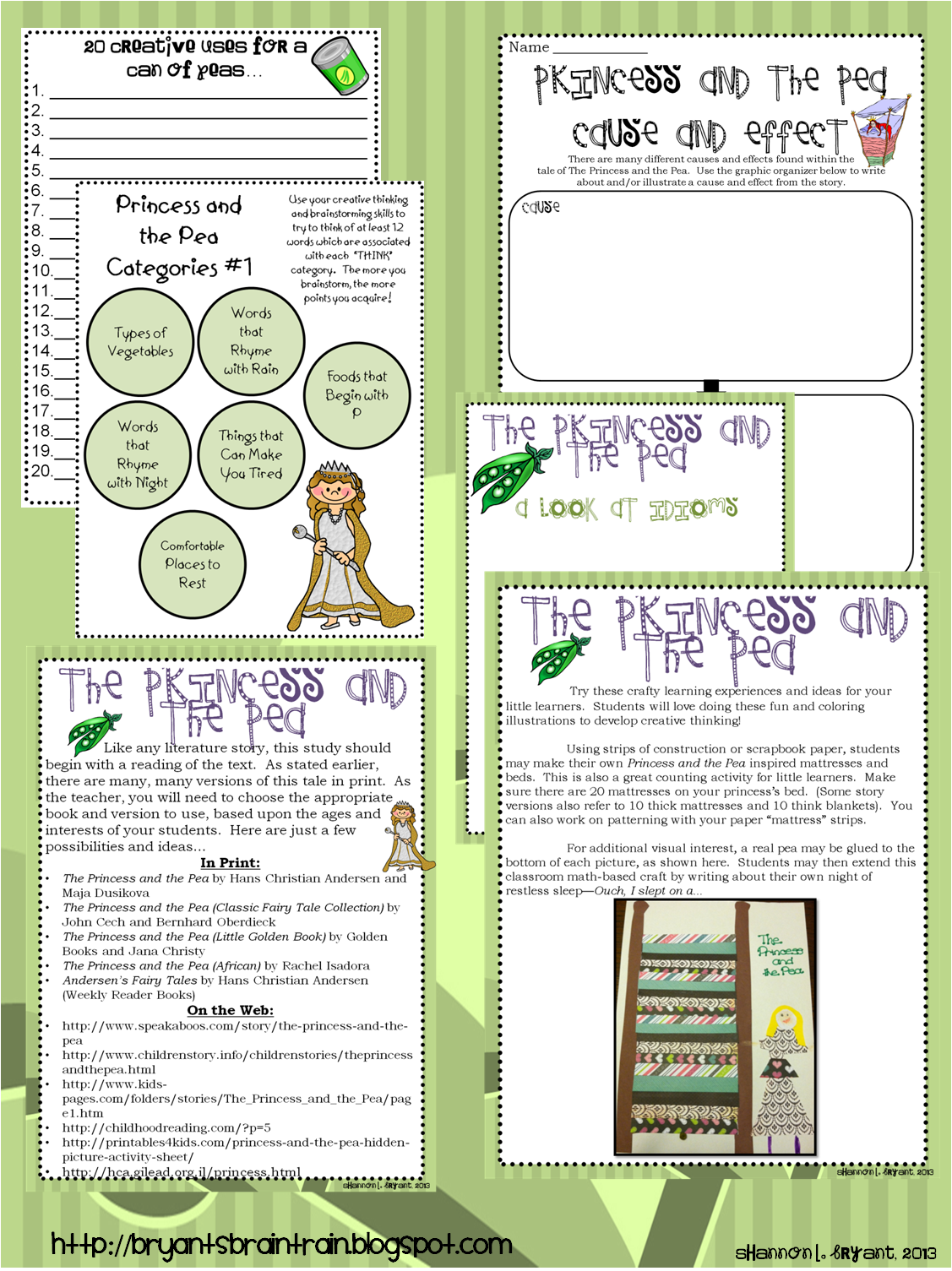 analysis of the princess and the pea Library the princess and the pea download pdf cite textual evidence to support analysis of what the text says explicitly as well as inferences drawn from the text.