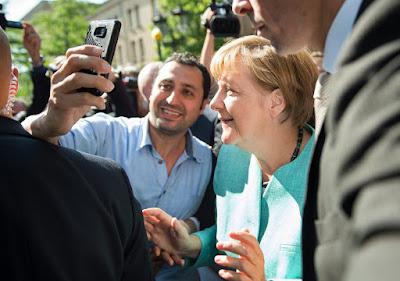 Angela Merkel, Németország, menekültek, menekültválság, Európai Unió,