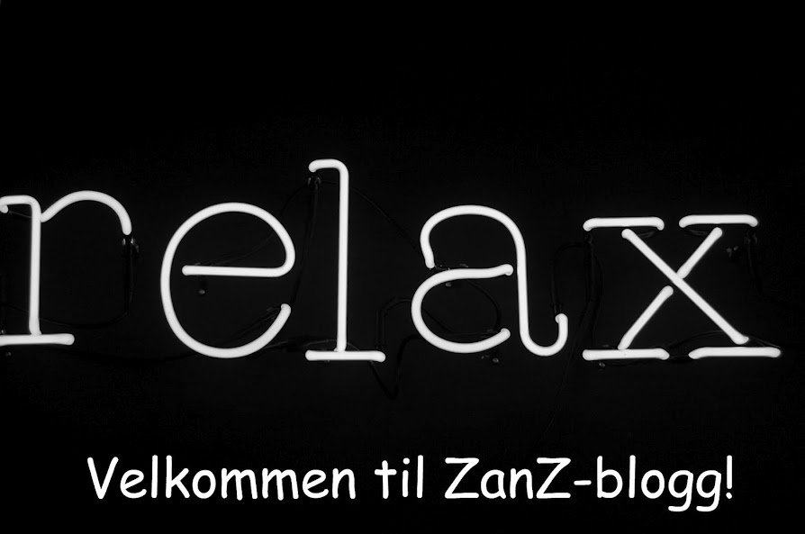 Zanz blogg