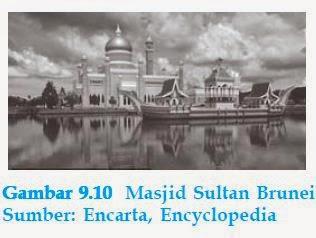 masjid sultan brunei