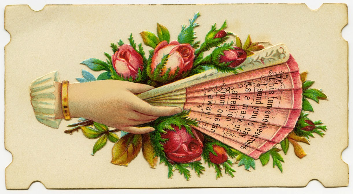 Heroes, Heroines, and History: Victorian Calling Cards