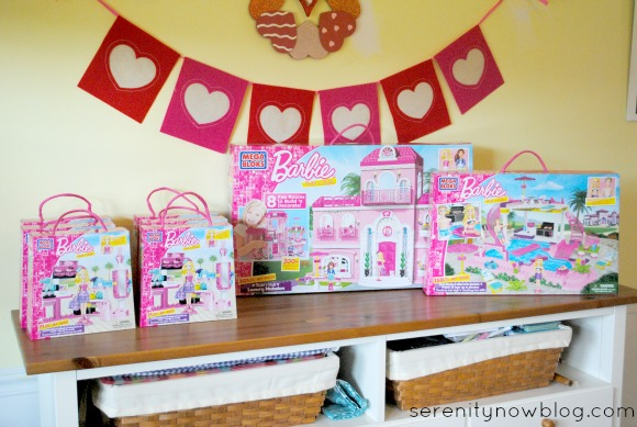Mega Bloks Barbie Play Date (and Toy Review) from Serenity Now blog