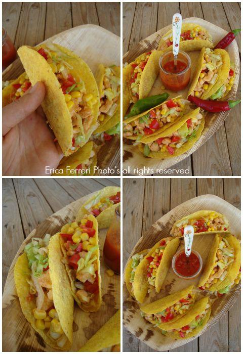Ricetta tradizionale tacos messicani